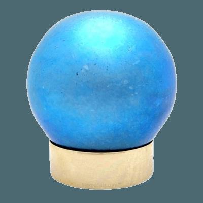 Earth Glass Infant Cremation Urn