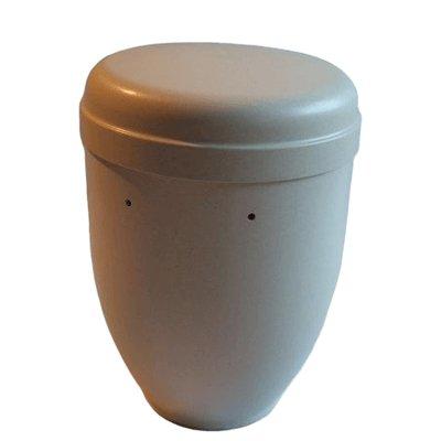 Aubergine Rose Cremation Urn