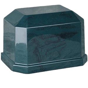 Eden Verde Marble Cremation Urn