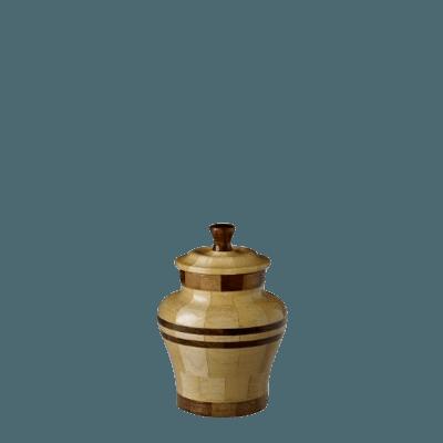 Eldon Keepsake Wood Urn