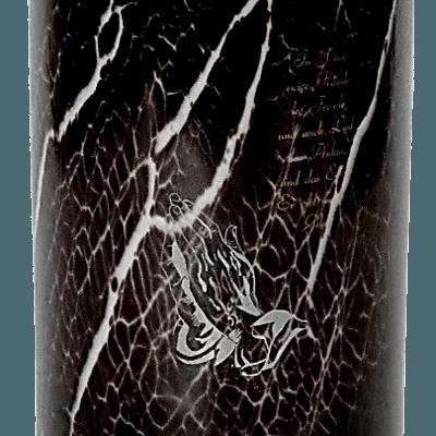 Noir Pop Glass Cremation Urn