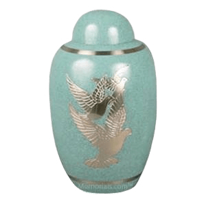 Peace Cremation Urn
