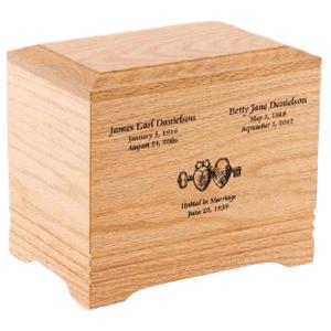 Eternal Companion Cremation Urn