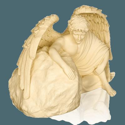 Eternal Guardian Angel Cremation Urn