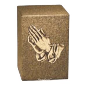 Eternal Prayer Child Urn