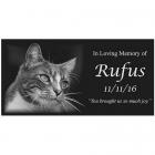 Eternity Granite Pet Grave Marker