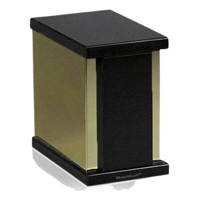 Ethinity Nero Granite Cremation Urns