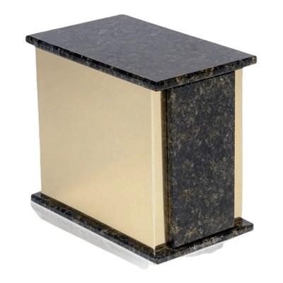 Ethinity Verde Granite Cremation Urns