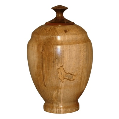 Eturno Wood Cremation Urn