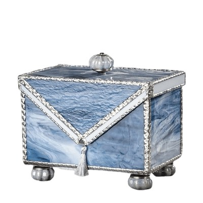 Evermore Glass Cremation Urn