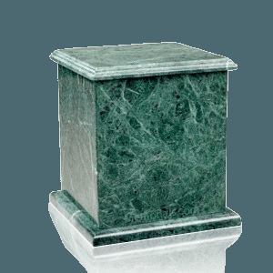 Eversquare Green Keepsake Cremation Urn