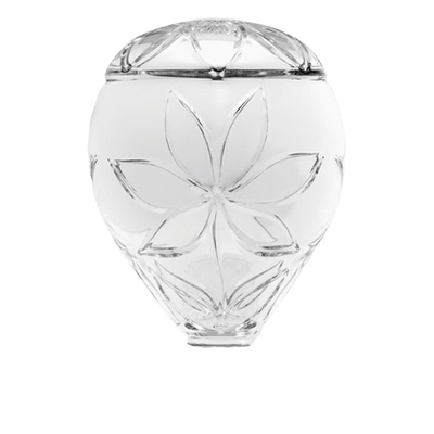 Exquisite Glass Cremation Urn