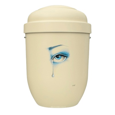 Eye Biodegradable Urn