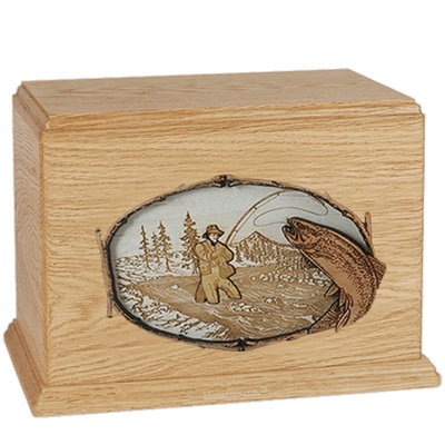 Fisherman Maple Companion Urn