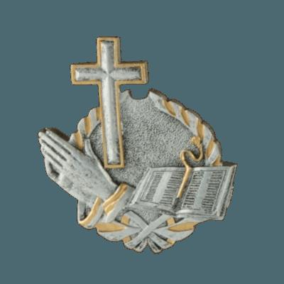 Faith Prayer Maple Cremation Urn
