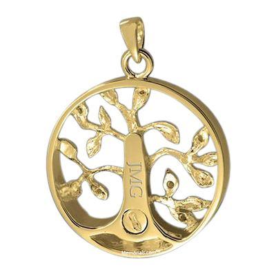 Family Tree Cremation Pendant II