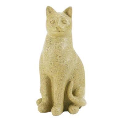 Fawn Elite Cat Cremation Urn