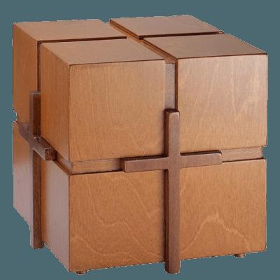 Fede Cross Cremation Urn