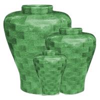 Fern Wood Cremation Urns