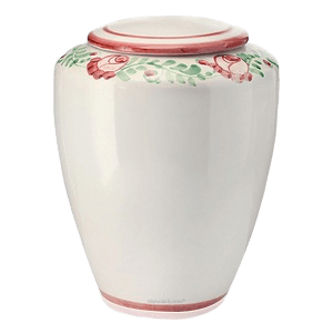 Fiore Ceramic Companion Urn