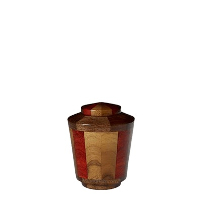 Fireflame Keepsake Wood Urn