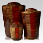 Fireflame Wood Cremation Urns