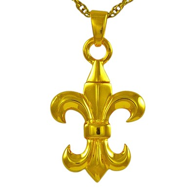 Fleur De Lis Keepsake Jewelry II
