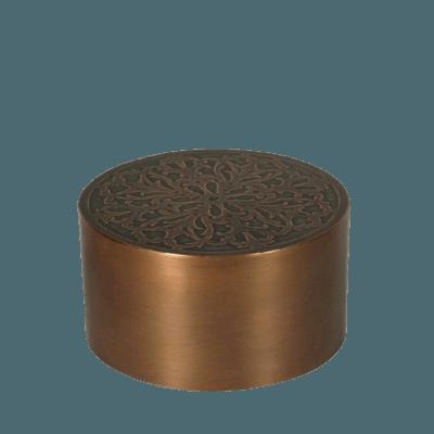Florence Copper Mini Urn