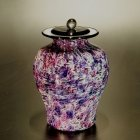 Incarnation Glass Cremation Urn