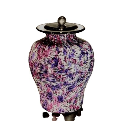 Incarnation Glass Cremation Urn