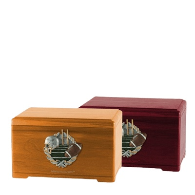 Football Fan Cremation Urns