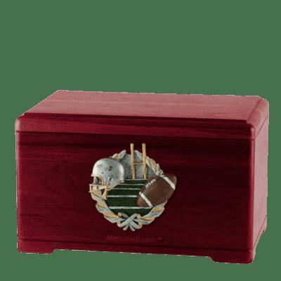 Football Fan Cremation Urns