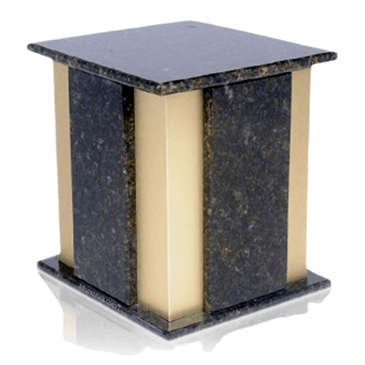 Foresta Verde Granite Cremation Urn