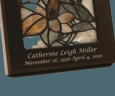 Embark Wood Cremation Urn
