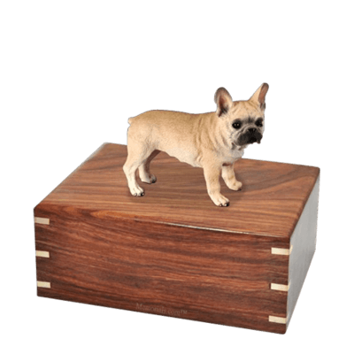 Frenchie Medium Doggy Urn