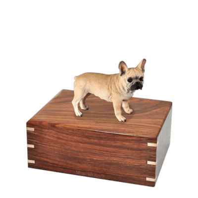 Frenchie Small Doggy Urn
