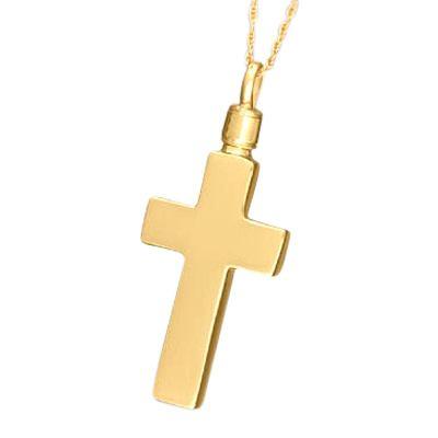 Classic Cross Cremation Jewelry II