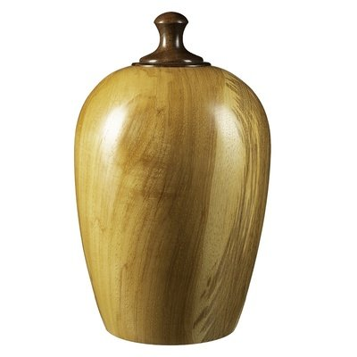 Gallant Wood Cremation Urn