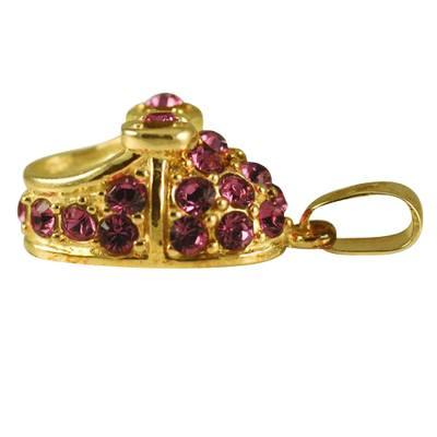 Girl Slipper Keepsake Jewelry II
