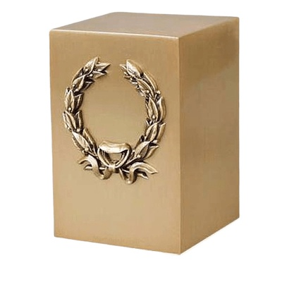 Glory Bronze Cremation Urn