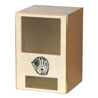 Glove Sports Cremation Urn