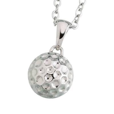 Golf Ball Keepsake Pendant