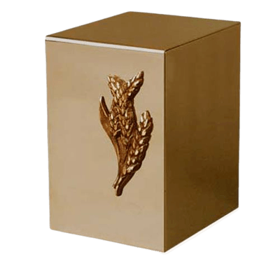 Grace Bronze Cremation Urn