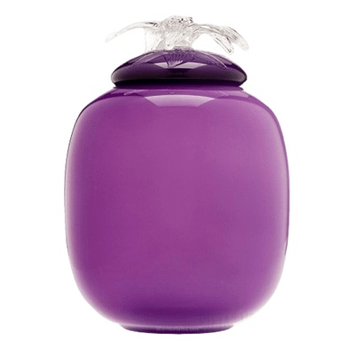 Grace Glass Cremation Urn