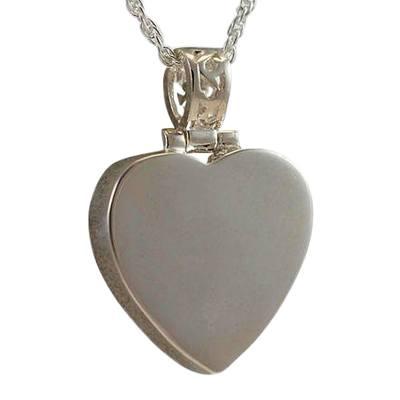 Grand Heart Keepsake Pendant