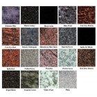 Niche Granite Bench