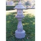 Granite Garden Lantern