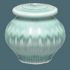 Grass Keepsake Cremation Urn