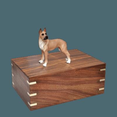 Great Dane Medium Doggy Urn