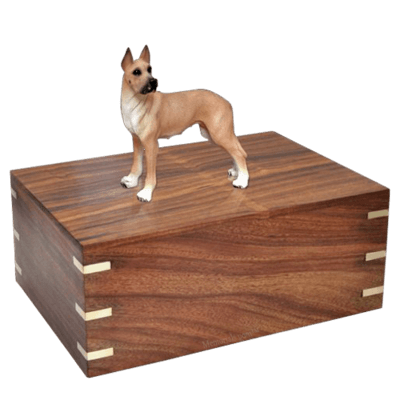 Great Dane X-Large Doggy Urn